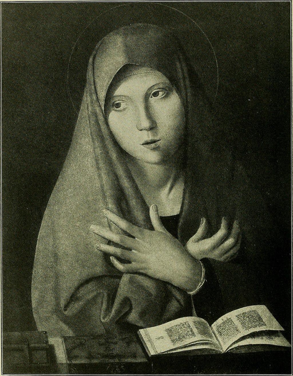 Meisterwerke der Älteren Pinakothek in München (1922) (14802318423)