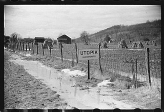 Utopia, Ohio Ohio town
