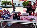 Memorial Items of ROCA Dragon Team on Booth 20130601.jpg