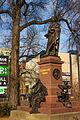 Mendelssohn's monument in Leipzig.jpg