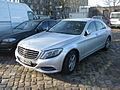 Mercedes-Benz S Class W222 (12570605163).jpg