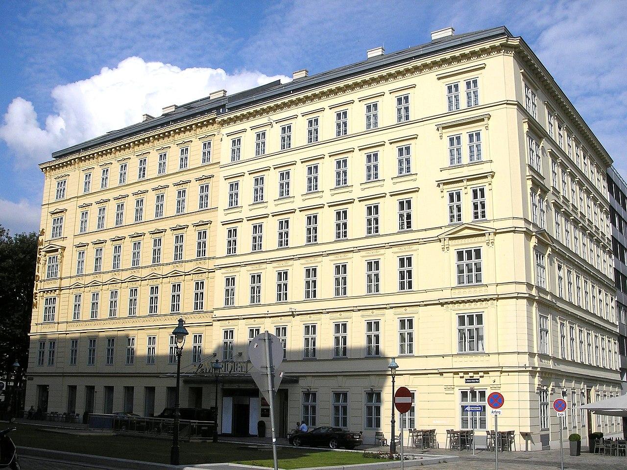 Le Meridien Hotel Hamburg