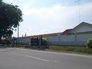 Merlimau - Merlimau Industrial Area