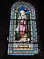 Mesbrecourt-Richecourt (Aisne) église Sainte-Benoîte, vitrail 03.JPG
