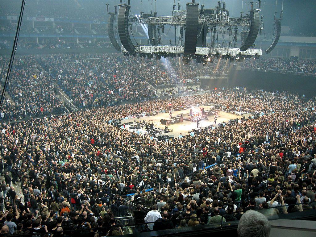 Worldwired Tour Metalica Lista De Canciones