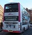 Metro (Belfast) bus 2353 (SEZ 2353) 2008 Volvo B9TL Wright Eclipse Gemini, 30 November 2010.jpg