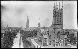 Metropolitan United Church - The church in 1896