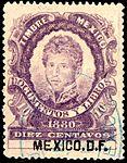 Mexico 1880 revenue F75 Mexico DF.jpg