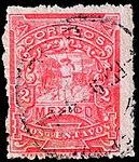 Mexico 1897-1898 2c perf 12 Sc270.jpg