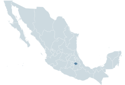 The State o Tlaxcala