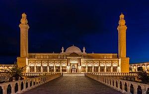Mezquita del Viernes, Shamakhi, Azerbaiyán, 2016-09-27, DD 13-15 HDR.jpg