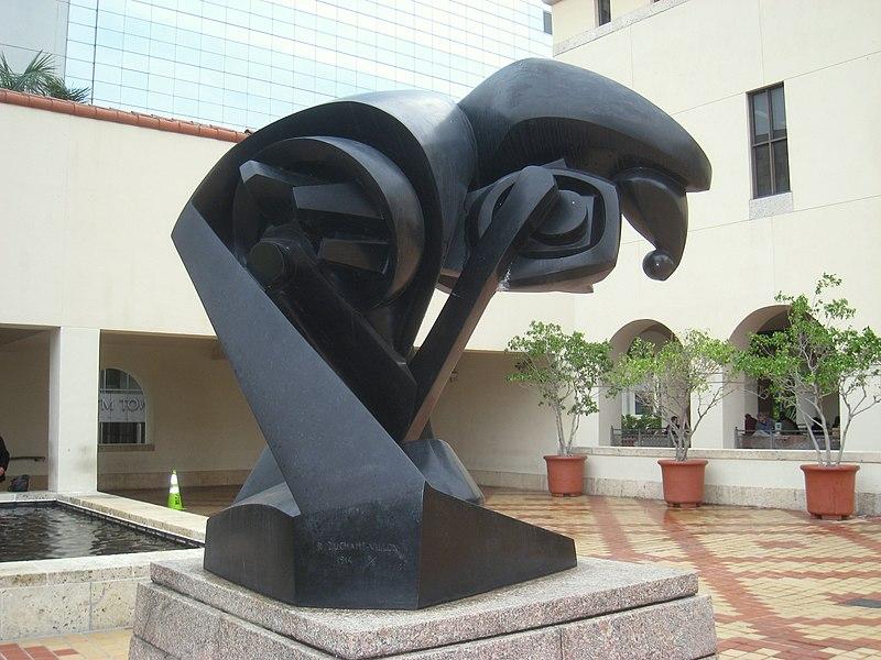 File:Miami Art Museum - Duchamp-Villon - IMG 8127.JPG