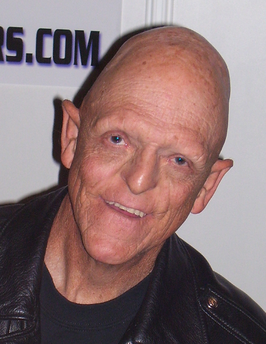 Michael Berryman, november 2007.