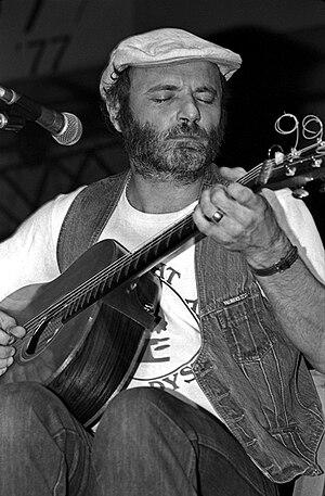 Michael Chapman (singer) - Chapman performing on 21 March 1980 in Belgrade, Yugoslavia (Serbia)