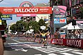 Michael Rogers, finishing line of stage 11 of Giro d'Italia 2014.jpg
