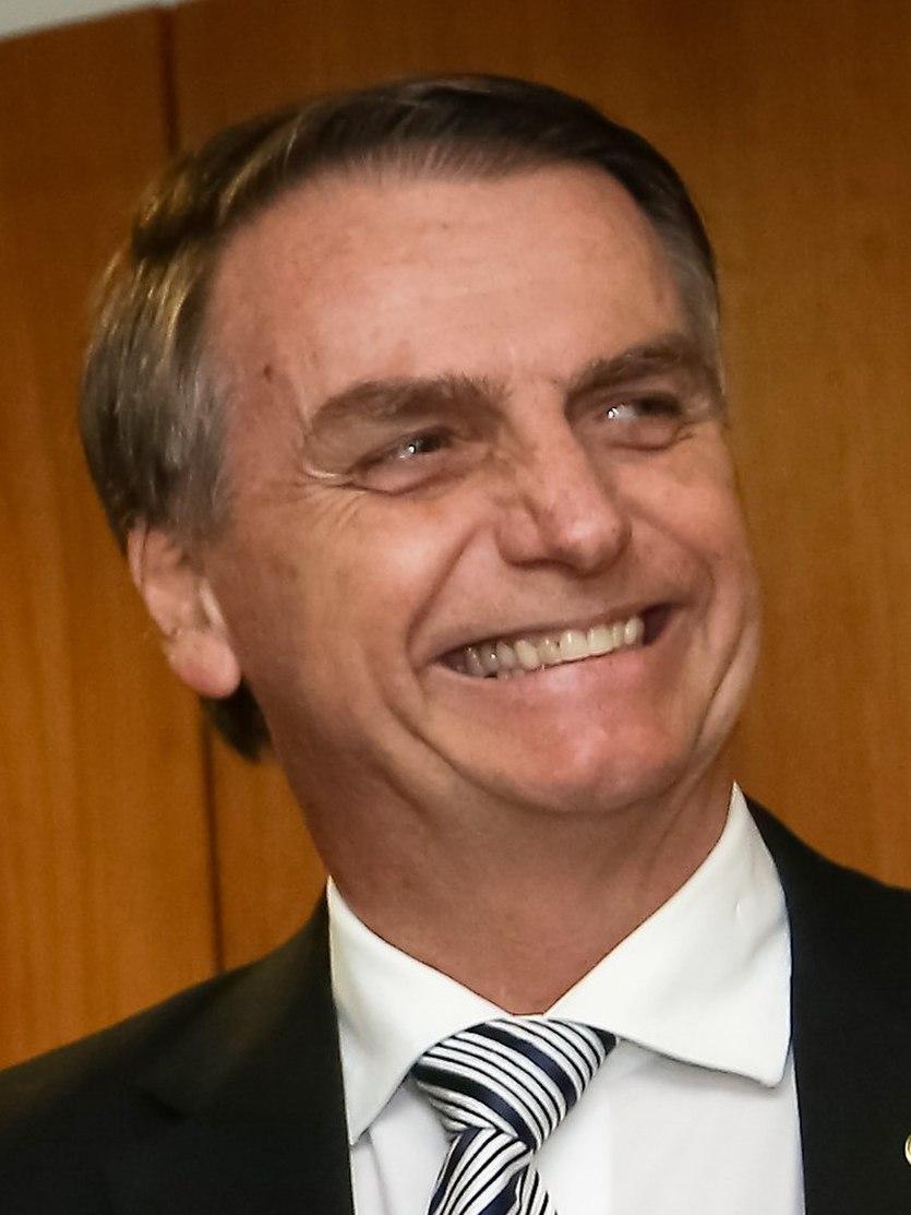 Michel Temer durante encontro com Jair Bolsonaro, Presidente da República eleito 4 (cropped)