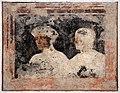 Michele coltellini, garofalo e nicolò pisano, storie della vergine e ritratti di committenti, 1499, dall'oratorio di s.m. della concezione o della scala a ferrara 07.jpg