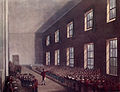Microcosm of London Plate 099 - Military College, Chelsea.jpg