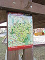 Microregion Rokytná sign in Slavičky, Třebíč District.JPG