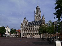 Middelburg, stadhuis foto1 2008-08-16 09.48.JPG