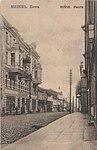 Miensk, Franciškanskaja. Менск, Францішканская (1901-17).jpg