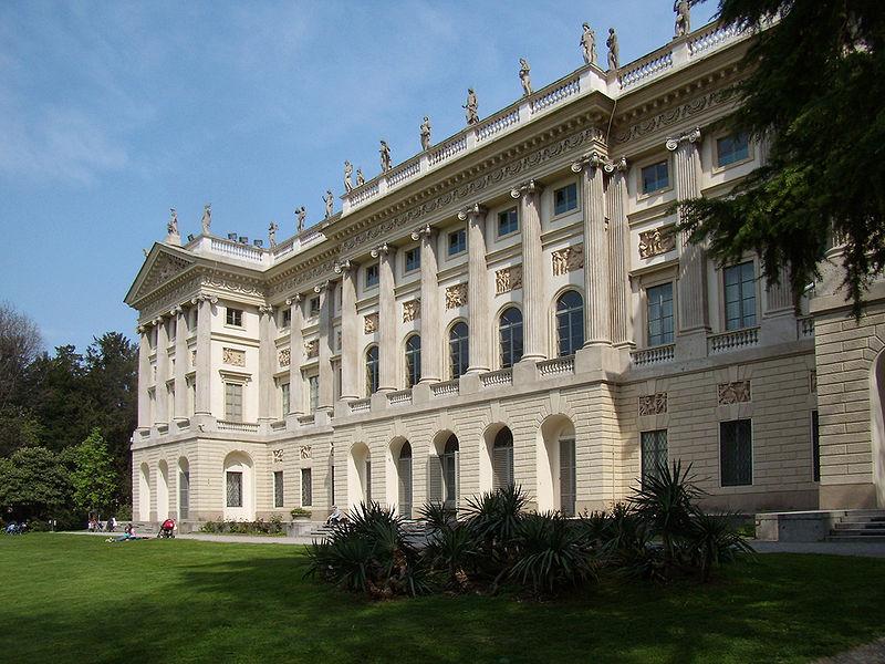 Villa Borletti Milano Via Rovani Visitare