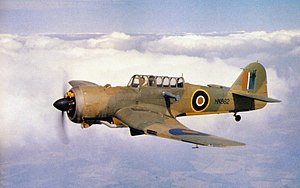 Miles Martinet - Image: Miles M.25 Martinet TT Mk I in flight
