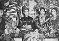 Minang marriage, bride and groom, Wedding Ceremonials, p22.jpg