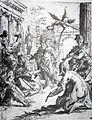 Minerva uvádi maliřstvi mezi Apollóna a Múzy, Brno MG.jpg