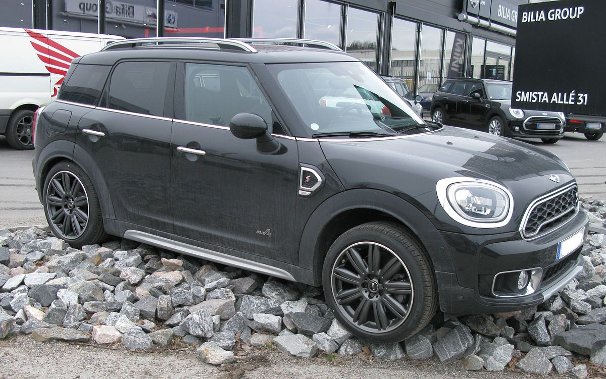 mini countryman wikipedia. Black Bedroom Furniture Sets. Home Design Ideas