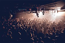 The Box (main room) at Ministry of Sound