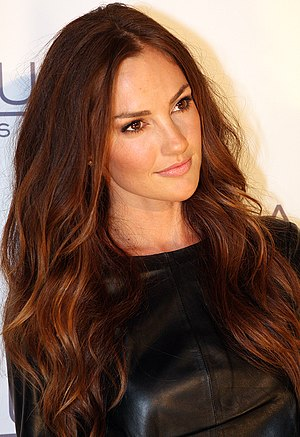 One More Night (Maroon 5 song) - Minka Kelly plays Levine's girlfriend in the video.