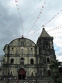 Minor Basilica of St. Michael Archagel Facade.JPG