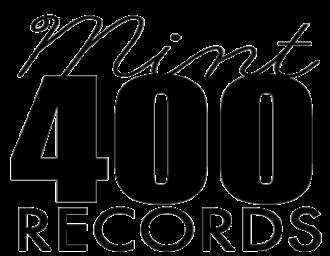 Mint 400 Records - Image: Mint 400 Records logo 2014