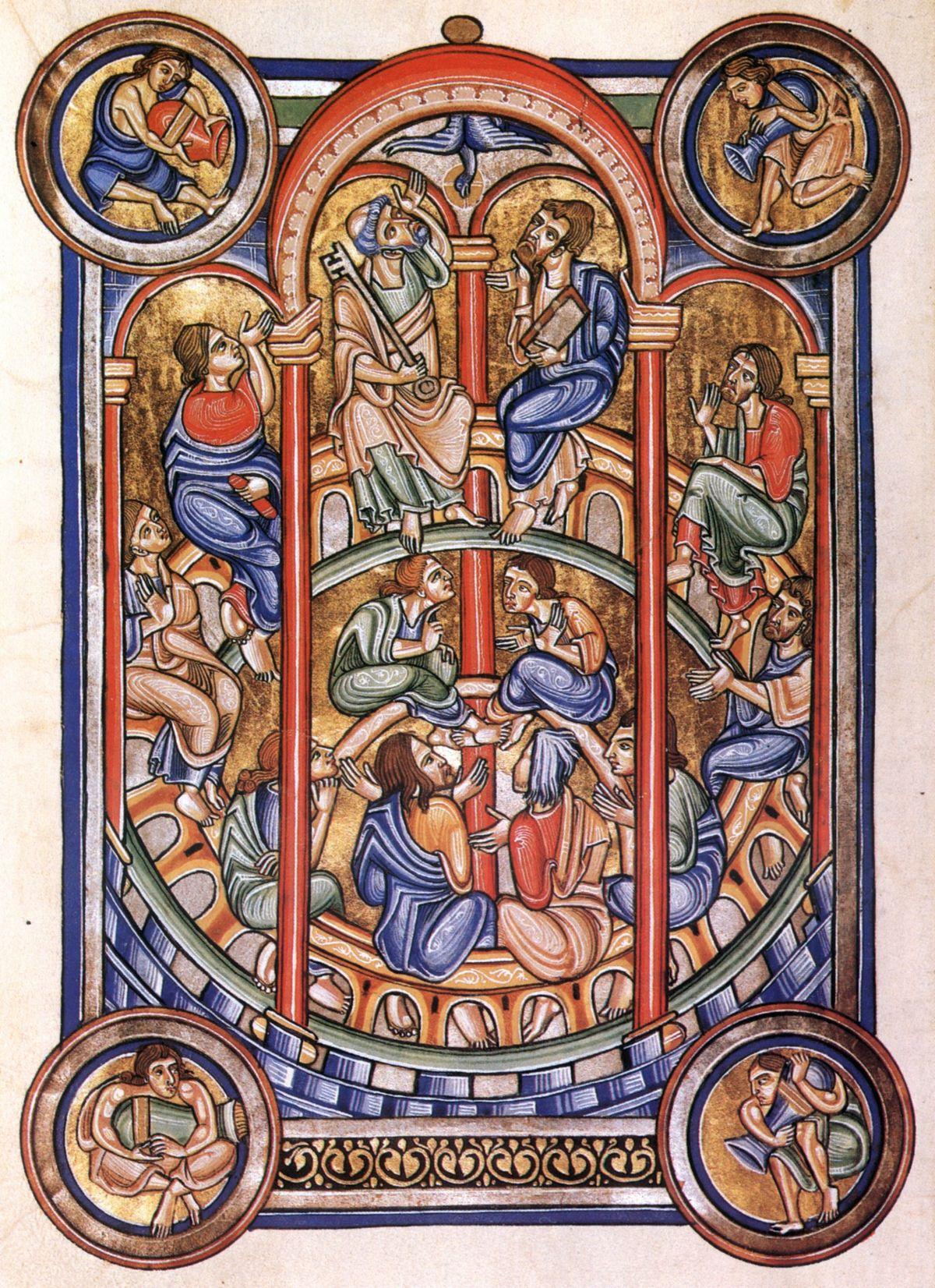 Sacramentaire De Berthold Wikip 233 Dia