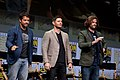 Misha Collins, Jensen Ackles & Jared Padalecki (36082128672).jpg