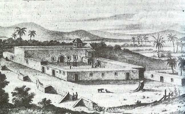 Misión de Nuestra Señora de Loreto. Siglo XVIII