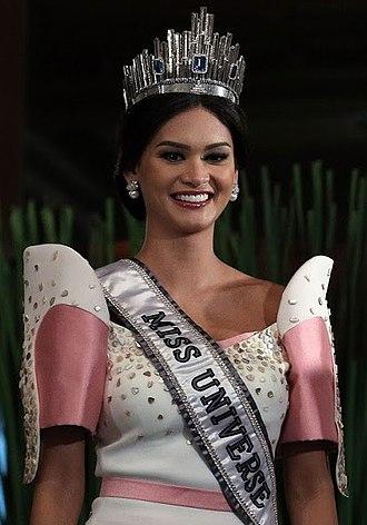 Miss Universe 2015 - Pia Wurtzbach, Miss Universe 2015