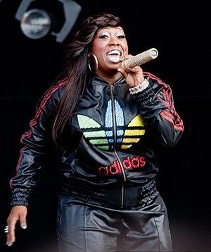 Missy Elliott - Missy Elliott performing in 2006