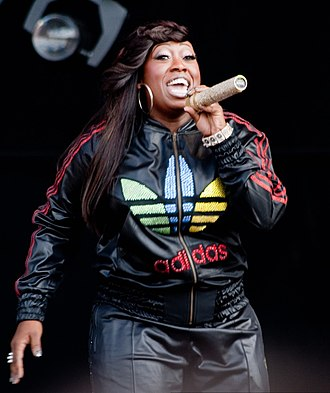 Missy Elliott - Missy Elliott performing in 2006