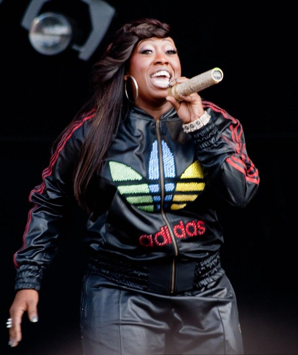 Missy Elliott 2006