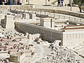Model of Jerusalem in the Late Second Temple Period (5540487348).jpg