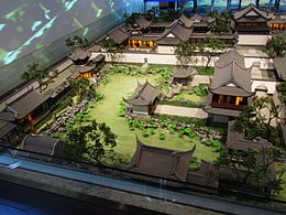 Model of Jiangning Weaving Government 06 2013-05.JPG