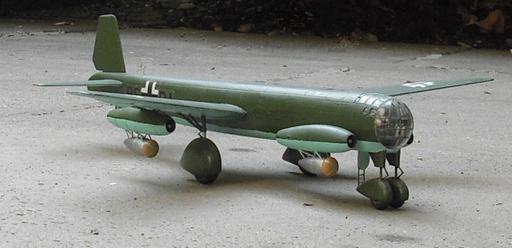 Modellphoto Ju287V1 3