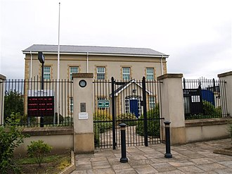 Police Service of Northern Ireland - Moira police station