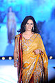 Mona Singh walks for Manish Malhotra & Shaina NC's show for CPAA 09.jpg