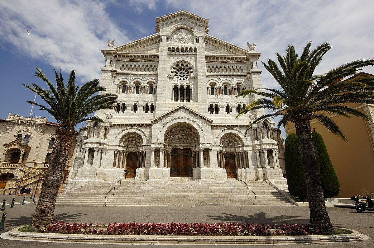 نتيجة بحث الصور عن كاتدرائية سانت نيكولاس موناكو