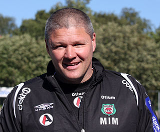 Mons Ivar Mjelde Norwegian footballer and manager