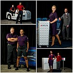 Montage of new Delta Air Lines employee uniforms.jpg