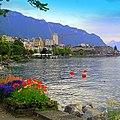 Montreux, Switzerland. Монтрё, Швейцария - panoramio (1).jpg